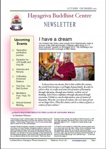 HBC Newsletter 2013 Oct-Dec