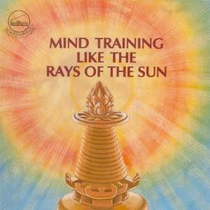 Mind Training Like the Rays of the Sun 300 x 300