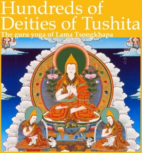 One Hundred Deities of Tushita