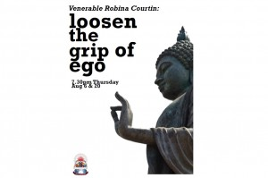 Venerable Robina 2015 - Loosen the grip of ego