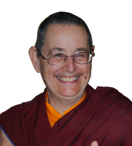 Venerable Jampa Dekyi