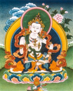 Vajrasattva courtesy of Lama Yeshe website